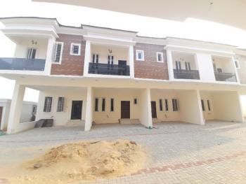 Luxurious 4 Bedrooms Terraced Duplex, Vgc, Lekki, Lagos, Terraced Duplex for Sale