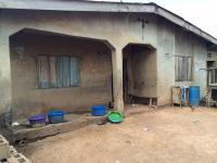 Tenement Bungalow on a Full Plot, Atanda Akintoye Street, Agbado Oluwo, Agbado, Alimosho, Lagos, House for Sale
