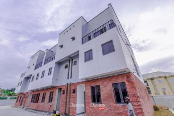 Iconic & Contemporary 4 Bedrooms Terrace Duplex, Near Nizamiye Hospital, Jabi, Abuja, Terraced Duplex for Sale