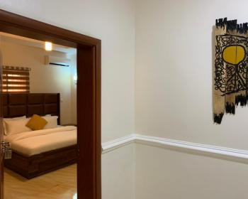 Tastefully Furnished and Serviced 1 Bedroom Apartments, Wuse 2, Abuja, Flat Short Let