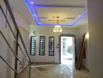 4 Bedroom Semi-detached Duplex with Bq in a Gated Mini Estate., Oral Estate Extension After The 2nd Toll Plaza, Ikota, Lekki, Lagos, Semi-detached Duplex for Sale