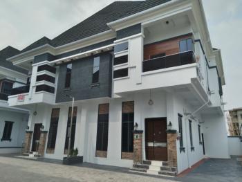Brand New 4-bedroom Semi-detached House with Bq, Ikate Elegushi, Lekki, Lagos, Semi-detached Duplex for Sale