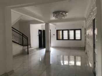 Massive 4 Bedroom Semi Detached House with a Bq, Osapa, Lekki, Lagos, Semi-detached Duplex for Rent