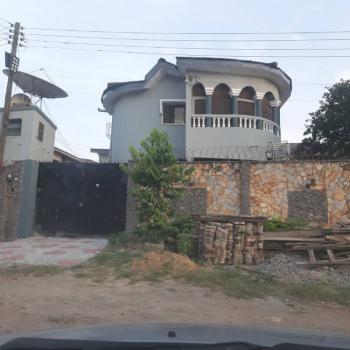 Detached Duplex of 4 Bedrooms with 3 Rooms Bq, New Bodija Estate, Ibadan, Oyo, Detached Duplex for Sale