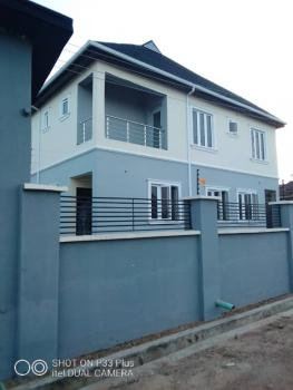 4 Bedroom Duplex, at Iletuntun, Ibadan, Oyo, Semi-detached Duplex for Sale