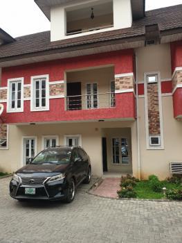 4 Bedroom Townhouse with a Room Bq, Ikate Elegushi, Lekki, Lagos, Terraced Duplex for Sale