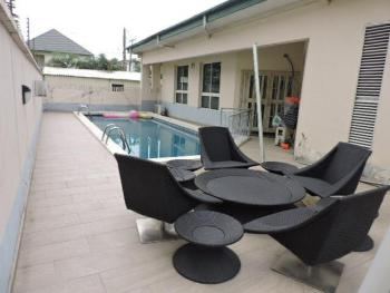 5 Bedroom Detached Bungalow with Swimming Pool, Lekki Phase 1, Lekki, Lagos, Detached Bungalow for Rent