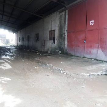 2 Functional Warehouses and an Office Block, Rivok Road Off Trans Amadi Industrial Layout, Port Harcourt, Rivers, Warehouse for Sale