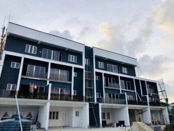 Very Beautiful Luxurious 4 Bedroom Finished Terrace Duplex, Lekki, Lagos, Terraced Duplex for Sale