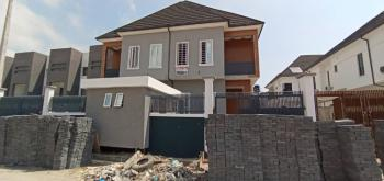 4 Bedroom Semi-detached House, Razaq Eletu Street Osapa London, Osapa, Lekki, Lagos, Semi-detached Duplex for Rent