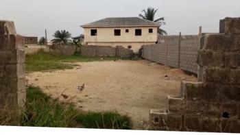 Full Plot of Dry Corner Piece, United Estate Shongotedo, Ajah, Lagos, Residential Land for Sale