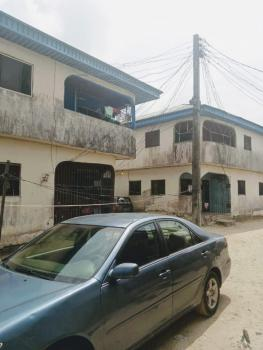 Profitable Block of 8 Flats at Bargain Price, Okuokoko, Uvwie, Delta, Block of Flats for Sale