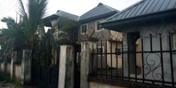 5-bedroom Duplex with Bq, Off Shokare Street, Ughelli North, Delta, Detached Duplex for Sale