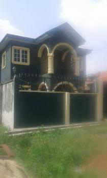 Well Built 4 Bedroom Duplex with Mini Flat at The Back, By Skidam Hotel, Igbogbo, Ikorodu, Lagos, Detached Duplex for Sale