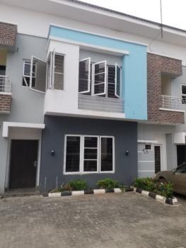 Luxury 4 Bedroom Terraced Duplex, Sandworth Estate, Lekki Phase 2, Lekki, Lagos, Terraced Duplex for Rent