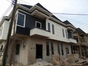 Luxury 4 Bedroom Semi Detached, Greenland Estate After Lagos Business School, Sangotedo, Ajah, Lagos, Semi-detached Duplex for Sale
