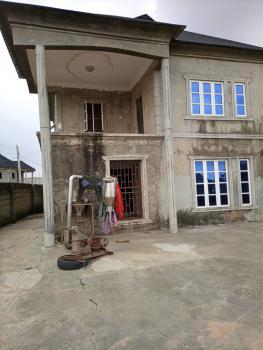 Recently Built 6 Bedroom Duplex with Bq, Valley View Estate Ebute, Ikorodu, Lagos, Detached Duplex for Sale