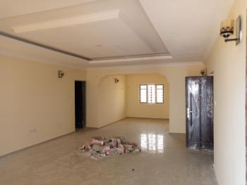 Spacious Brand New 3 Bedroom Flat with a Bathtub, Extension 3, Behind Living Faith Church, Kubwa, Abuja, Flat for Rent