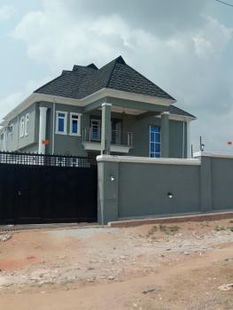 Newly Built of 4 Bedrooms Duplex with 2 Rooms and Parlour, Jankata Area, Kuola Oluyole Extension, Off Akala Express, Challenge, Ibadan, Oyo, Detached Duplex for Sale