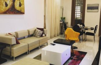 Luxury Furnished 3 Bedroom Flat. Excellent Finishing, Parkview, Ikoyi, Lagos, Flat Short Let