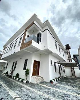 a Newly Built 4 Bedroom Semi-detached Duplex with a Room Bq, Chevron, Ibeju Lekki, Lagos, Semi-detached Duplex for Sale