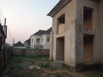 Solid Advanced Carcass (just Apply Fittings), Apo Dutse Close to Copacabana, Apo, Abuja, Detached Duplex for Sale