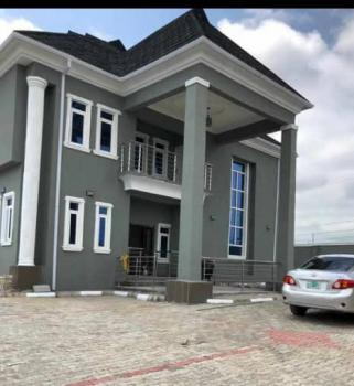 a Luxury 4 Bedrooms Duplex with a Room and Parlour Bq with Gym, Off Akala Express Way Jankta Road, Ibadan South-west, Oyo, Detached Duplex for Sale