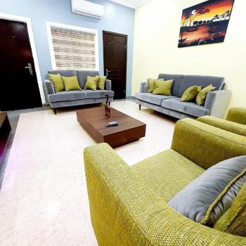 Tastefully Furnished 3 Bedroom Apartment, Utako, Abuja, Flat Short Let