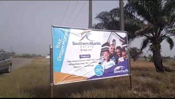 Cheap Land with Excision, Southern Atlantic Estate, Ibeju Lekki, Lagos, Mixed-use Land for Sale