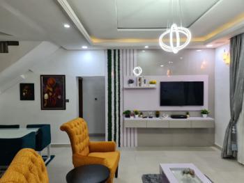 Asa 4 Bedroom Luxury Duplex, Horizon 2 Estate, Meadow Hall Way., Ikate Elegushi, Lekki, Lagos, Semi-detached Duplex Short Let
