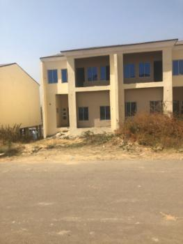 Carcass Four Bedroom Terraced Duplex, Asokoro District, Abuja, Terraced Bungalow for Sale
