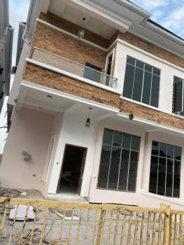 4 Bedroom Semi Detached Duplex with a Room Bq, Chevron Alternative, Lekki, Lagos, Semi-detached Duplex for Sale