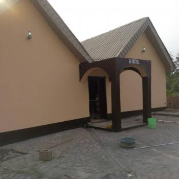 Hostel. 8 Self Contained & 3 Units of 2 Bedrooms on a 2 Plot of Land, Osun State University Ikire. Along Ogunse Area, Atakunmosa West, Osun, Commercial Property for Sale