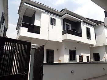 Luxury 5 Bedrooms Fully Detached Duplex with Bq + Good Facilities, Chevron, Lekki Phase 2, Lekki, Lagos, Detached Duplex for Sale