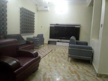 Brand New Furnished & Serviced 4 Bedrooms & Bq, Wuye, Abuja, House for Rent