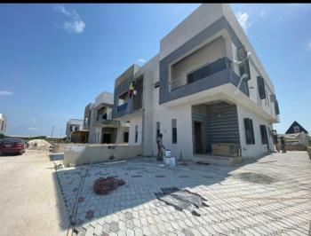 Luxury 3 Bedroom Semi Detached Duplex with Bq, Bogije, Ibeju Lekki, Lagos, Semi-detached Duplex for Sale