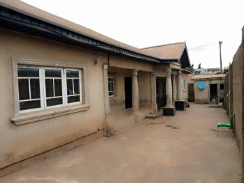 Twin Bungalow of a 3 & 2 Bedroom with All Rooms Ensuite with Pop, Opeyemi Street, Akobo Ojuirin, Ibadan, Oyo, Detached Bungalow for Sale