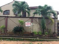 2 Wing Duplex, Moshalashi Bus Stop, Ipaja, Lagos, Detached Duplex for Sale