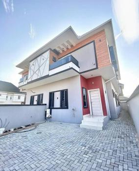 4 Bedroom Semidetached Duplex  with Servants Quarters, Osapa, Lekki, Lagos, Semi-detached Bungalow for Sale