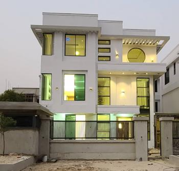 Elegantly and Well Detailed Finished Contemporary 5 Bedrooms House, Lekki Phase 1, Lekki, Lagos, Detached Duplex for Sale