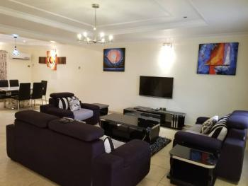 a Serviced and Fully Furnished Four 4 Bedroom House with Pool, Bishop Oluwole, Victoria Island (vi), Lagos, Terraced Duplex Short Let