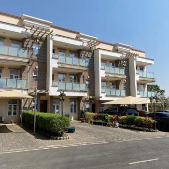 Serviced 4 Bedrooms Terraced Duplex, Off Ademola Adetokumbo Crescent, Wuse 2, Abuja, Terraced Duplex for Sale