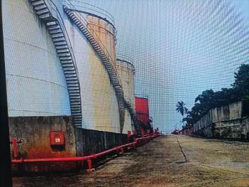 Tank Farm, North Industrial Layout, Calabar, Cross River, Tank Farm for Sale