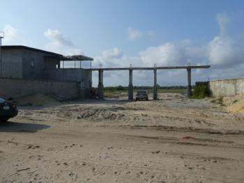 Very Affordable Serviced Land in Good Location, Off Orchid Road, Lafiaji, Lekki, Lagos, Residential Land for Sale