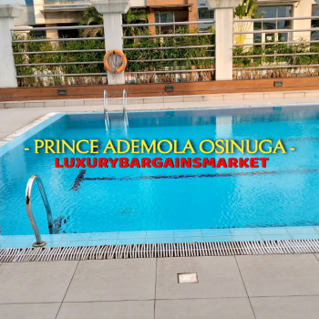 Highly Rated / One of The Best 3 Bedroom Apartments, Victoria Island (vi), Lagos, Flat / Apartment for Rent