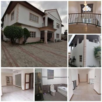 Spacious 5 Bedroom Detached House with 2rooms Bq, Off Agabaoku, Opebi, Ikeja, Lagos, Detached Duplex for Sale