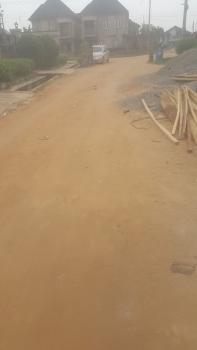 More Than Half Plot of Land  at Journalist Estate Arepo, Journalist Estate Arepo, Berger, Arepo, Ogun, Residential Land for Sale