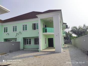 Luxury 4 Bedroom Semi-detached Duplex, Off Ogombo Road, Lekki Phase 2, Lekki, Lagos, Semi-detached Duplex for Rent