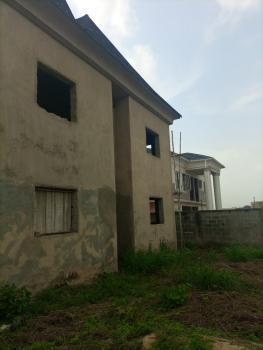 Brand New 4 Units of 2 Bedroom Flat, Valley View Estate, Ebute, Ikorodu, Lagos, Block of Flats for Sale