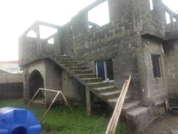 an Uncompleted Duplex, Atlantis Estates, Sangotedo, Ajah, Lagos, Detached Duplex for Sale